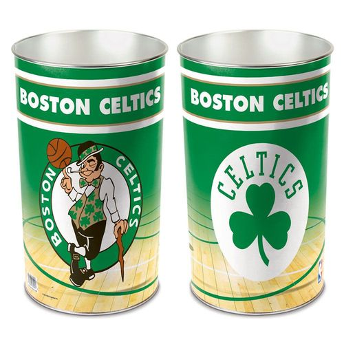 Boston Celtics Tapered Trashcan