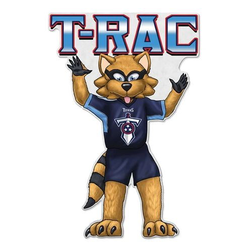Tennessee Titans Mascot Pennant