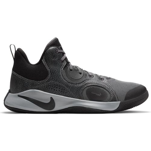 Men's Nike Fly By Mid 2 (Dark Grey/Black)