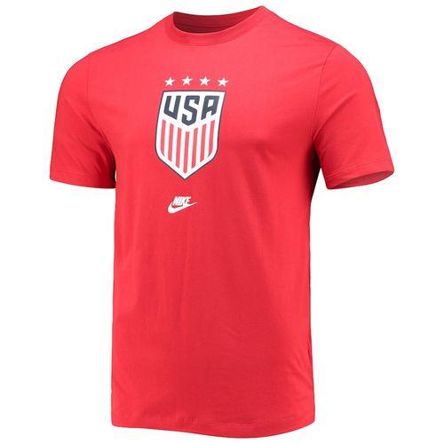 Men's Nike USA Evergreen Crest T-Shirt (Red)