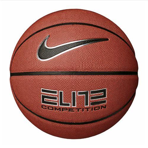 Nike Elite Competition Basketball (Amber/Black)