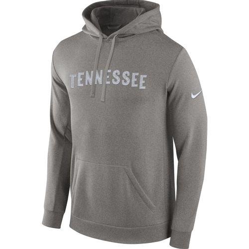 Men's Nike Tennessee Volunteers Club Essential Hoodie (Dark Heather)