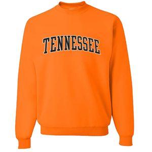 Youth Champion Tennessee Volunteers University Crewneck Sweatshirt (Orange)