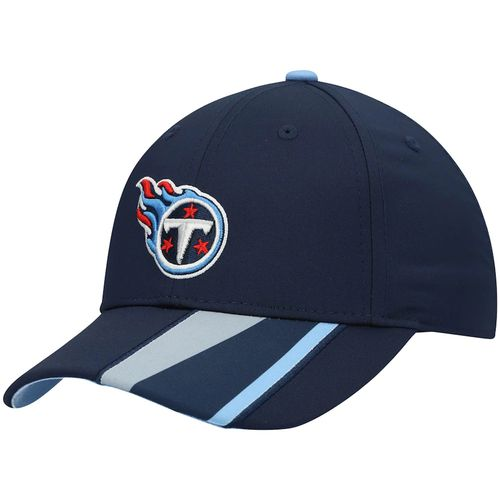 Youth Tennessee Titans Sport Tech Adjustable Hat (Navy)