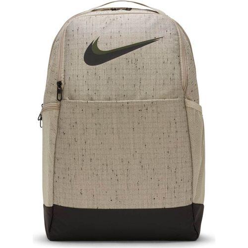 Nike Brasilia Slub Training Backpack (White/Black)