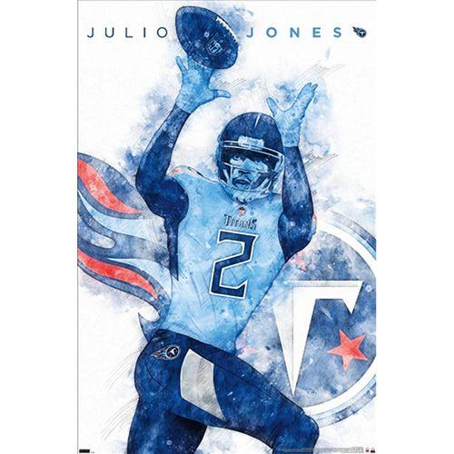 Tennessee Titans Julio Jones Poster