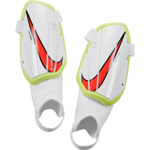 Nike Charge Shin Guard (White/Volt)