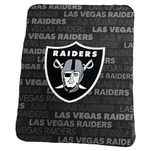 Las Vegas Raiders Classic Fleece Blanket