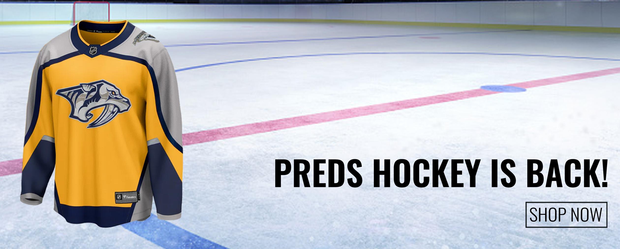 Nashville Predators are back!