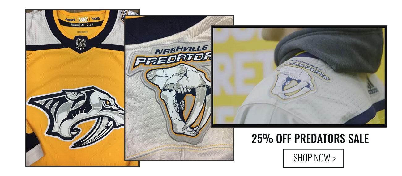 Nashville Predators Sale