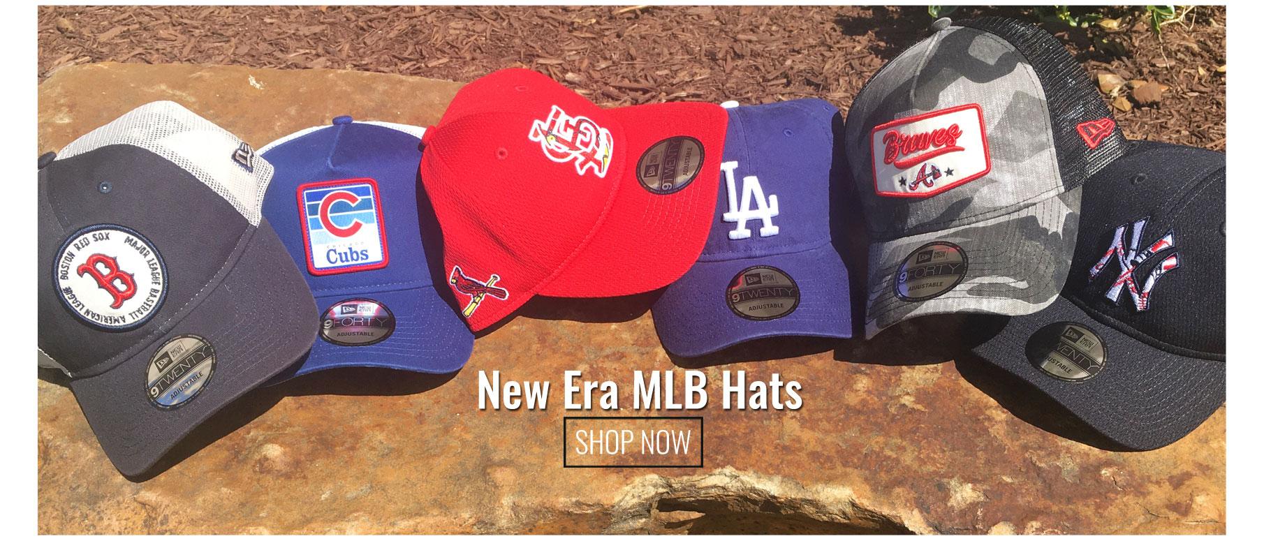 Spring Era MLB Hats