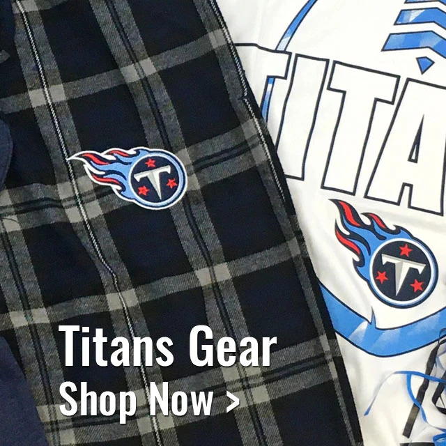 Tennessee Titans Gear